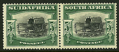 South Africa  1927-28  Scott # 31  Mint Very Lightly Hinged