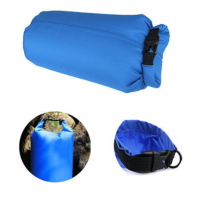 8L Waterproof Dry Bag Pouch Water Resistant for Boating Kayaking Camping Hiking