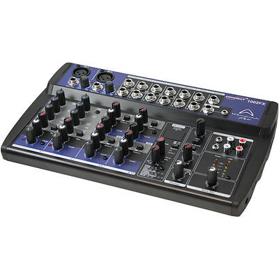 Wharfedale Pro Connect 1002-Fx Mixer Professional With Effects