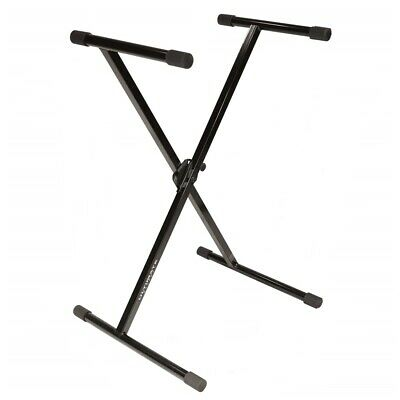 Ultimate Support IQ-1000 Memory Lock X Style Keyboard Stand Holds 150lb