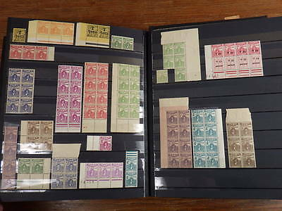 Timbres TUNISIE TUNISIA Chiffre Taxe 1914/1945 MNH** Yt 36 42 49 54 59 61 62