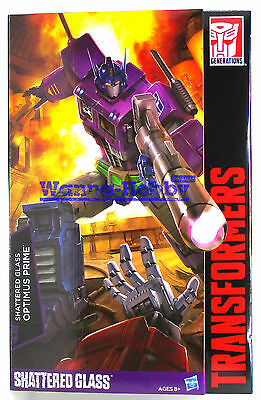 3599 Hasbro Transformers Masterpiece MP-10 SG SHATTERED GLASS OPTIMUS PRIME MISB