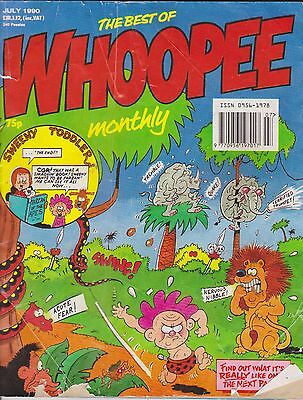 The Best Of Whoopee Monthly July 1990