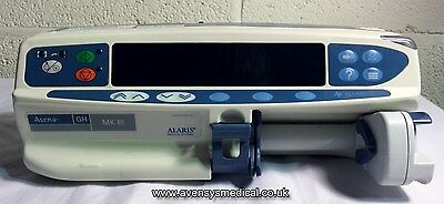 Alaris Asena GH MKIII Syringe Driver (Fully functional with Warranty)
