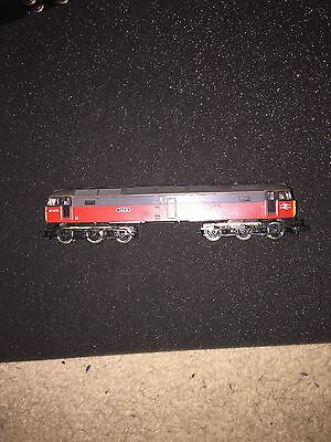 "Graham Farish N Gauge Loco Class 47  47479 ""track 29"" Br Red & Grey"