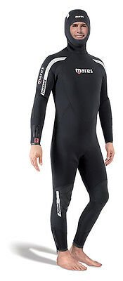 Mares 2nd Shell Wetsuit 6mm - Black - Large