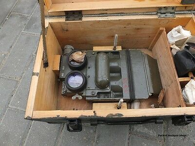 Periscope TVN-2 in the original case - military vehicle-tank-1966
