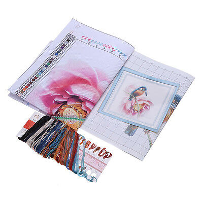 48.5 * 46 cm DIY Kit accurate embroidery Cross Stitch Kits Pattern printed BF