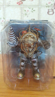 Bioshock 1 Big Daddy figure from collectors edition *New and Sealed*