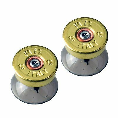 2 pcs Brass Bullet Thumbstick for PS4 / Xbox One Controller