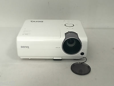 BenQ MP615P LCD PROJECTOR USED 860h LAMP HOURS SPOTTY PIXEL | REF:841