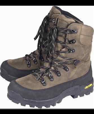 Jack Pyke Hunters Boots Leather Waterproof Thinsulate Boot