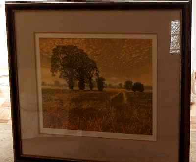 Kenneth Leech Signed Limited Edition Print, Framed