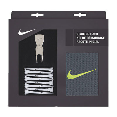 Nike Golf Gift Pack - Pro Pack Towel, Divot Tool and Tee Set
