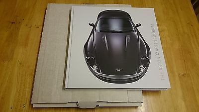 Aston Martin Journal Limited Edition Book - Boxed - VERY RARE