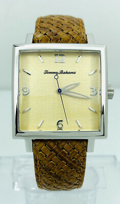 Tommy Bahama TB1000 Men's Square Shape Watch
