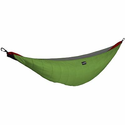 Eagles Nest Outfitters Ember 2 Under Quilt Lime/Charcoal One Size
