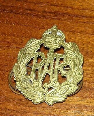 early RAF badge 40s/50s.