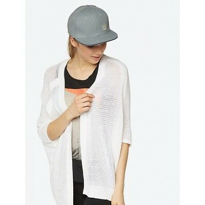 Gilet Bench Particle White