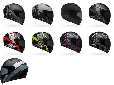Bell Qualifier Solid Helmet Motorcycle Helmet DOT Full-Face