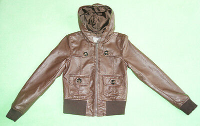 Urban brown jacket coat for girl age 12 years size XS