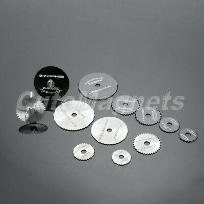 HSS Cutting Blades Saw Wheels Slit Accesorise Kit For Grinder Drill Rotory Tool
