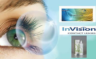 Four monthly Contact Lenses and Solution Soleko all in one 360 ml ONLY 17 euros