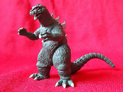 "GODZILLA '62 / BANDAI HG 6 SOLID PVC Figure 2.8"" 7cm KAIJU MINT UK DESPATCH"