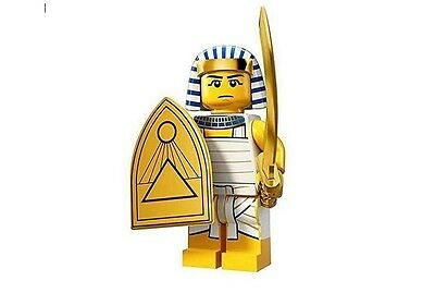 LEGO 71008 MINIFIGURES Series 13 Egyptian Warrior with unused code