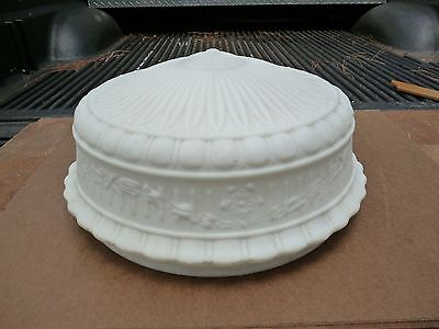 Large Antique Glass Shade