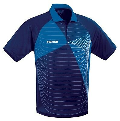 Tibhar Vibe Table Tennis Shirt - Over 50% Off - Only £15!!!