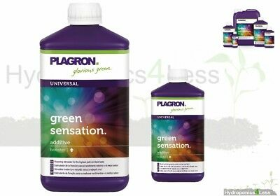 Plagron Green Sensation Activator Flowering Booster Increase Yields Hydroponics