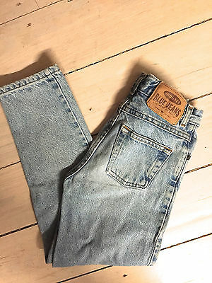OLD NAVY BLUE JEANS Gr. 8 100 % Baumwolle Stone washed