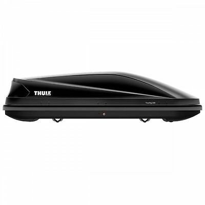 Thule Touring 200 (M) Car Roof Box Black Glossy 400 Litre Roofbox Top Box