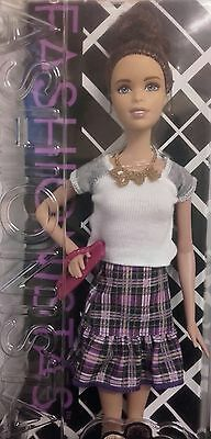 Mixed race Barbie fashionistas doll by MATTEL