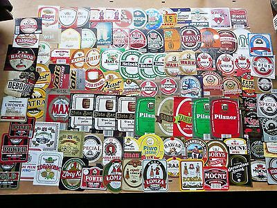Beer Labels Collection: 100 Different- Poland Breweries