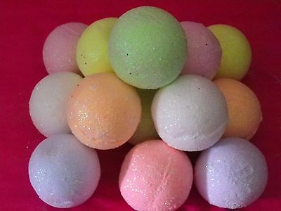 6  Large Lush Smelling Bath Bombs Fizzy Limited Offer £7.99