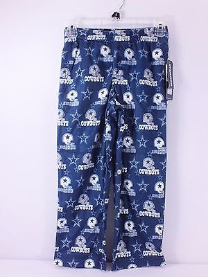 Dallas Cowboys Nfl Youth Sleepwear Pajama Pants New