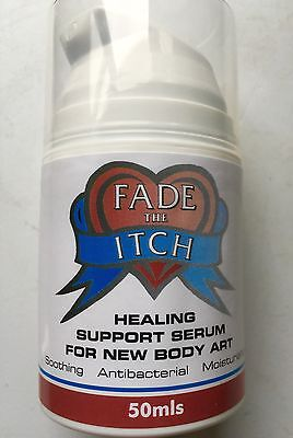 Fade The Itch Tattoo Aftercare Serum 50ml x 1