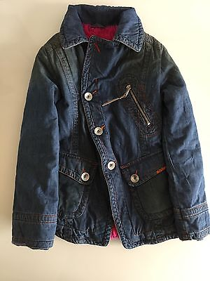 Diesel - Girls Jaliox Padded Jacket  - Size S - Lovely Condition