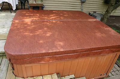 """Custom Made Standard 100-50mm (4-2"""") Hot Tub Cover Lid The Cover Guy"""