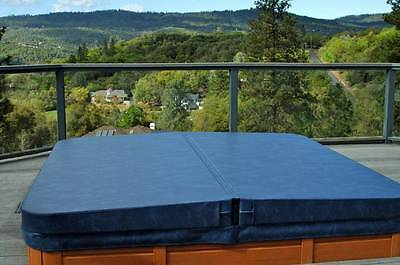 """Hot Tub Cover Deluxe 125mm (5"""") Foam Custom Made Spa Cover"""