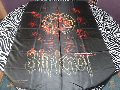 Slipknot - Skull  (New) Textile Poster Official Band Merch