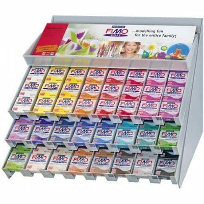 Genuine - FIMO SOFT Polymer Clay 56 gram Block (Choose Colour from 24 shades)