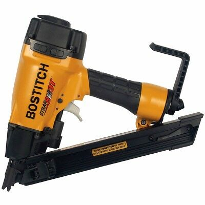 Bostitch MCN150 Strapshot Metal Connector Pneumatic Nailer (MCN150)