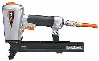 "Paslode S200-W16 15/15"" Wide Crown Pneumatic Insulation Sheathing Stapler"