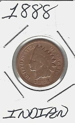 USA 1888 Indian Cent....Take A look !!
