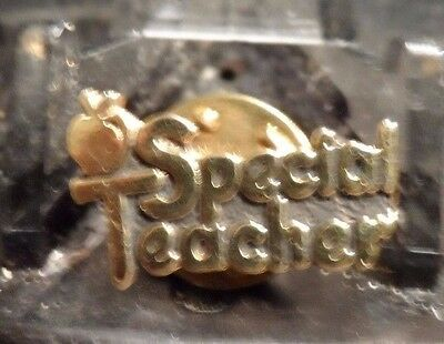 "Preowned ""special Teacher"" Pin (61016)"