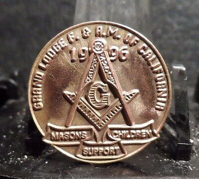 Preowned 1996 Mason Children Support Pin (61016)