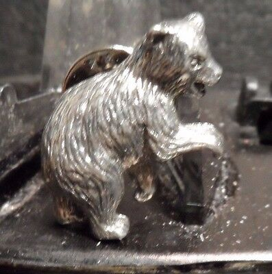 Preowned Bear Cub Pin (61016)